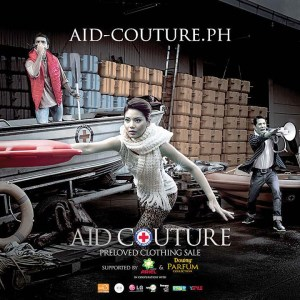 Photo credits to Aid Couture and its organizers.